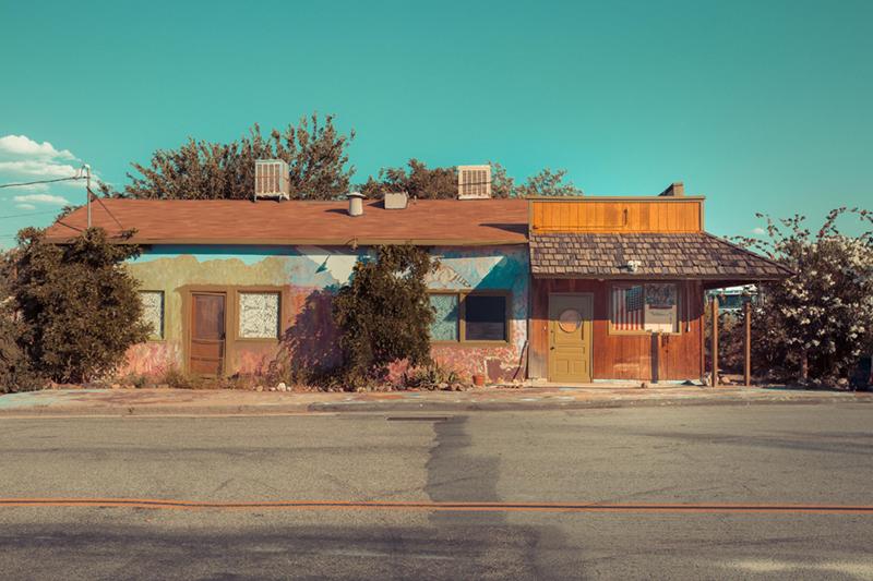 La maison en couleurs