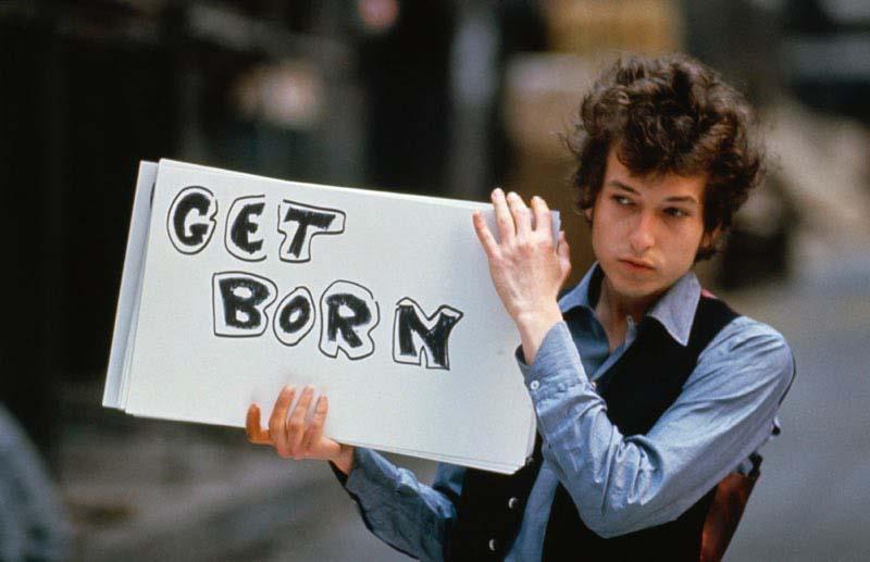 Bob DYLAN - Londres - 1965  -  40 x 50 cm