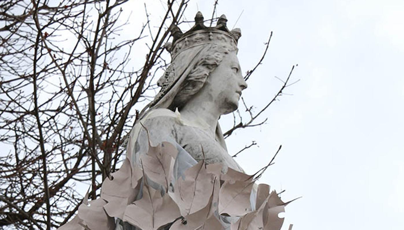 Gérald Pestmal<br /> &nbsp;&nbsp;au Jardin du<br /> &nbsp;&nbsp;&nbsp;Luxembourg