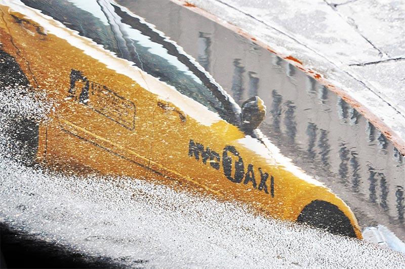 Yellow Taxi - Série New-York