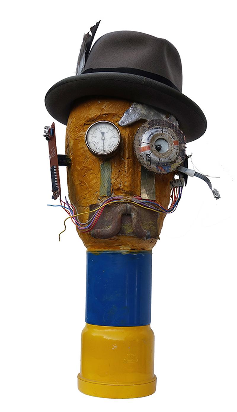 Le monocle - 60 x 26 cm