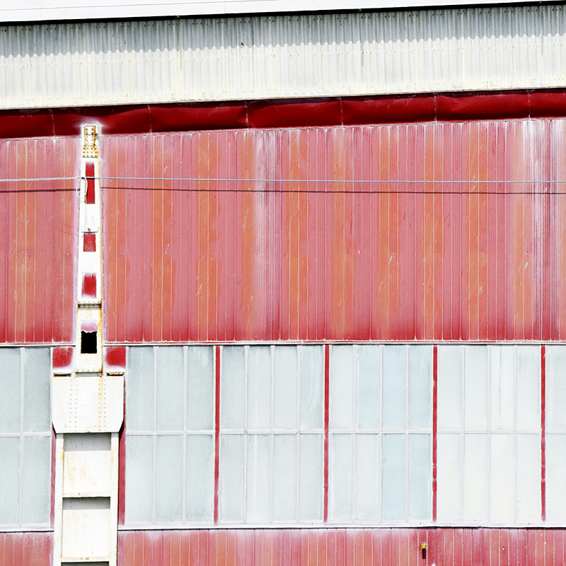 « Front rouge » - 2018 - 100x100 cm - N° : 1/3