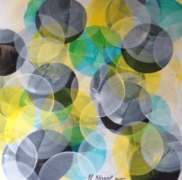 Ulrike Nagel - Le parfait consiste en chose ronde, 1
