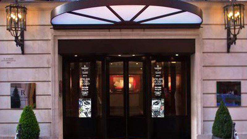 Renaissance Paris Vendome x Iza Zaro