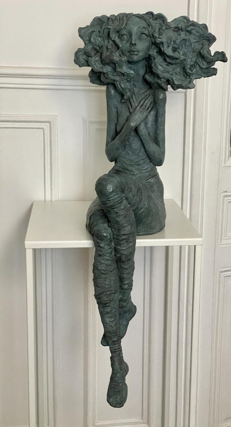Valérie Hadida - Éternel Amour - 83 x 18 x 28 cm