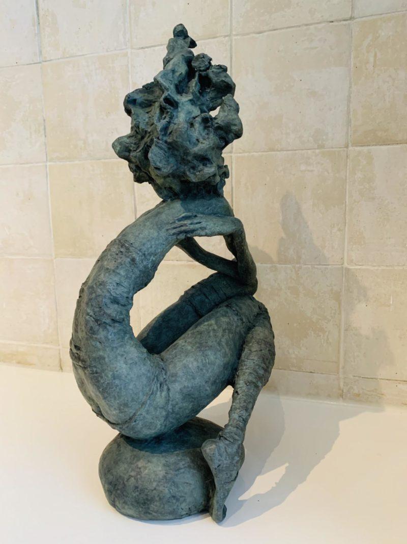 Valérie Hadida - Bord de mer - 42 x 23 x 15 cm