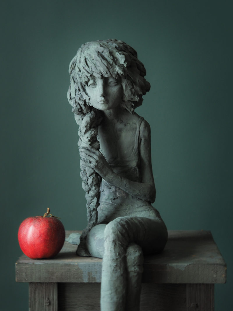 Valérie Hadida - Frimousse - 66 x 25 x 16 cm - Bronze - 2012