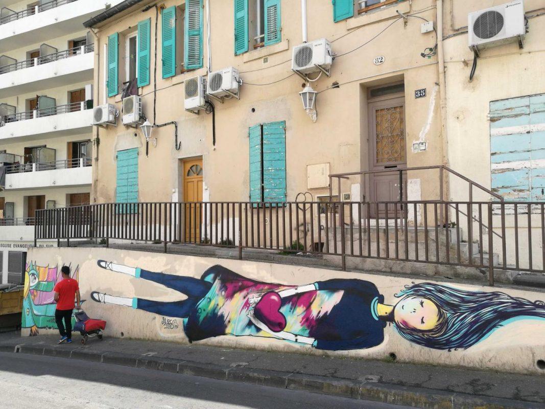 Poupée - Marseille
