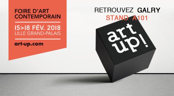 Salon Art Up Paris: J-30