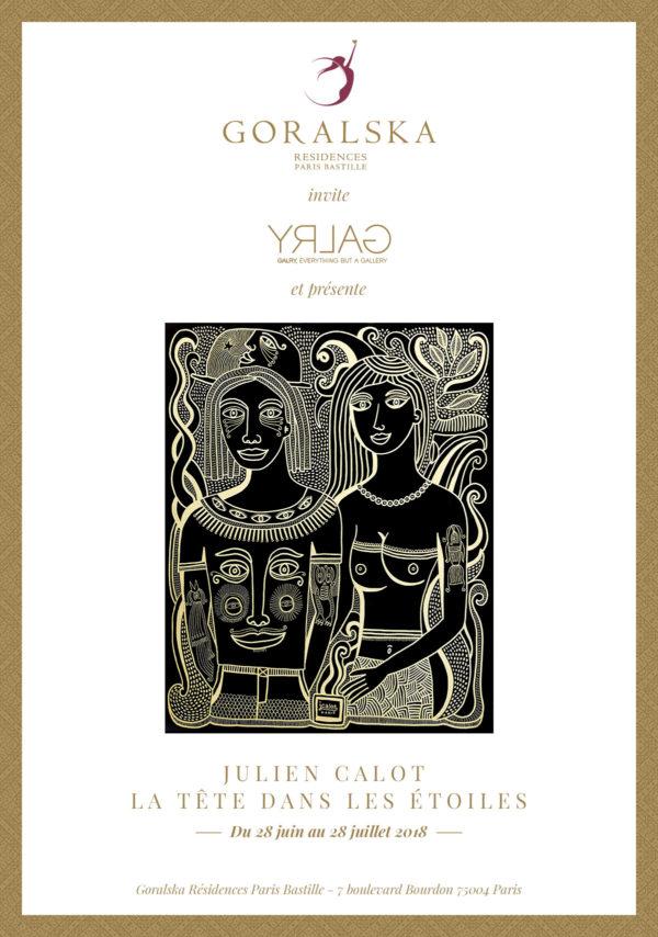 La tête dans les étoiles, avec Julien Calot
