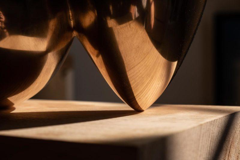 Signolet - Bronze - San - détail