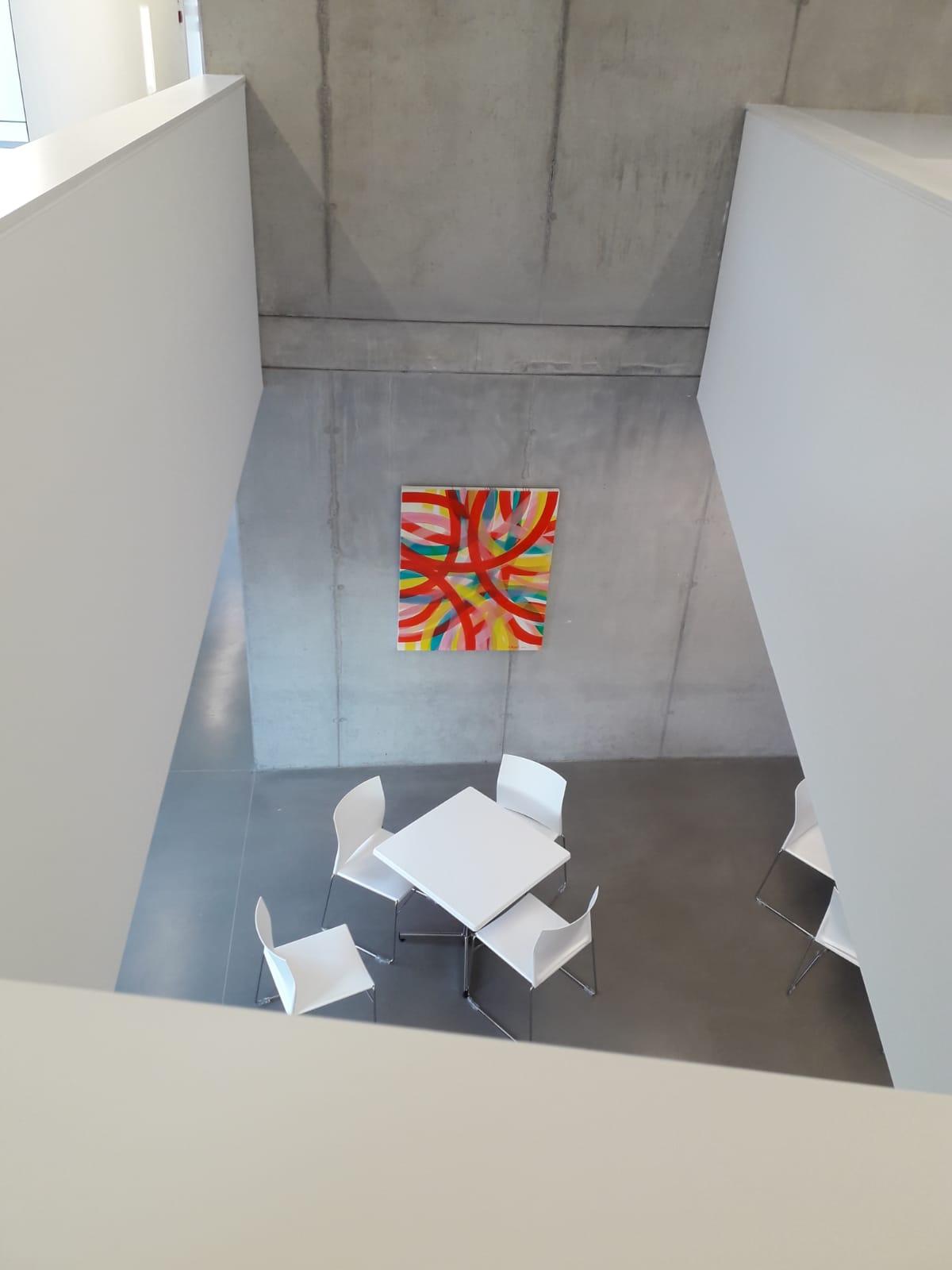 Ulrike Nagel expose au musée Goldener Engel en Allemagne