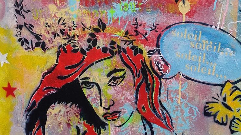 Street-Art: inauguration de la Médiathèque de Deuil-La Barre