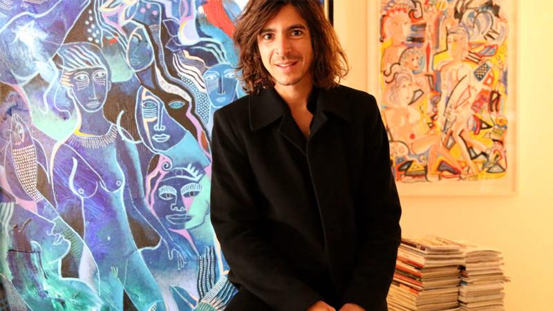 Julien Calot: À la recherche de l'effervescence