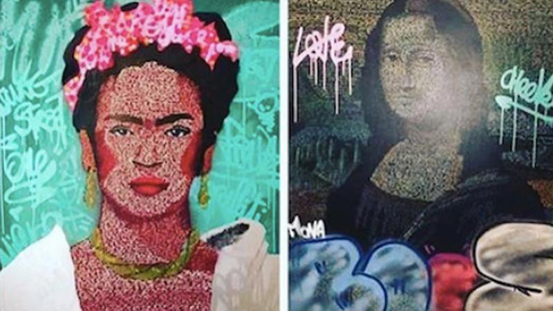Rencontre et portrait: Mika Nak, la polyphonie de l'icône