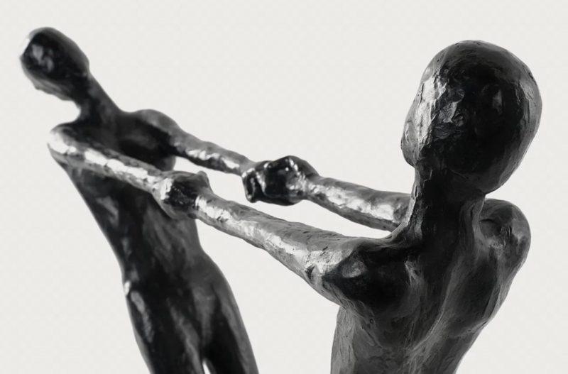 Isabelle Healy - Les âmes sœurs - détail